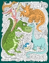 Dinosaur Maze