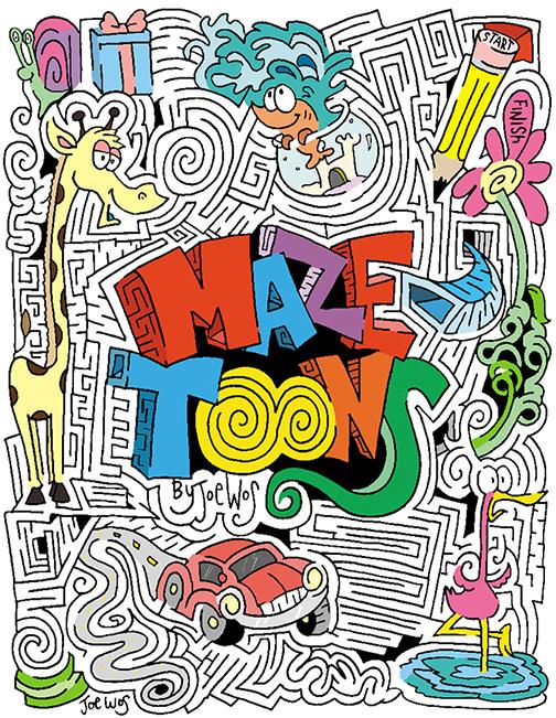 MazeToons Promo Piece