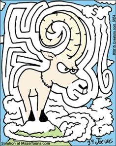 Ram Maze