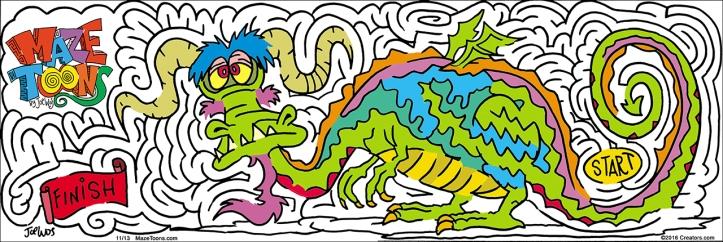 dragonnovember
